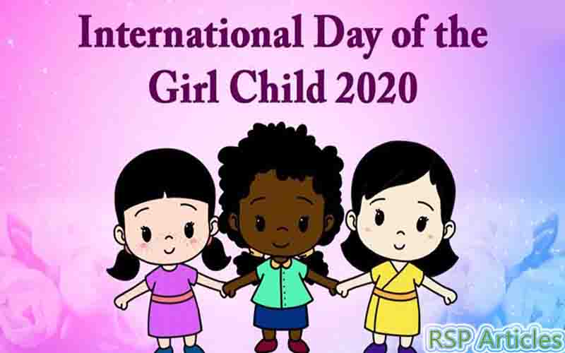 International Girl Child Day 2020 Theme & Message