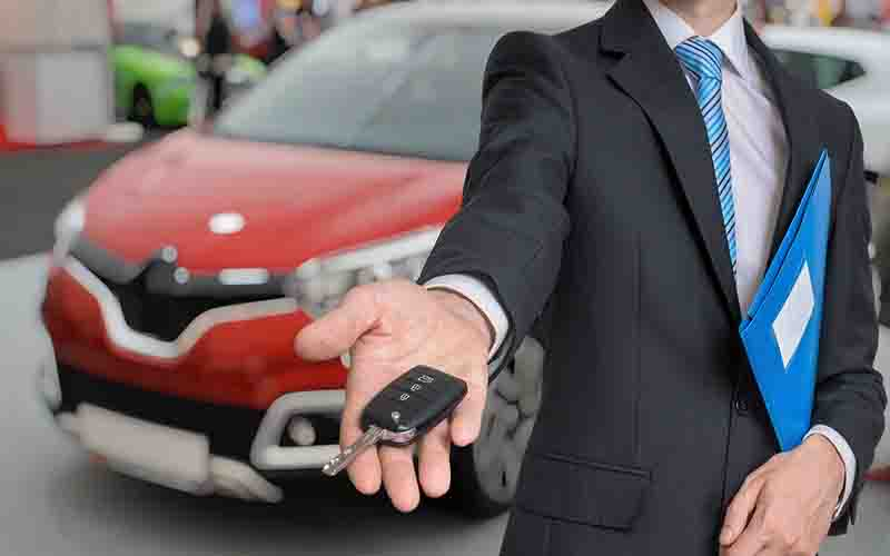 What procedures do you have to do when selling your car?