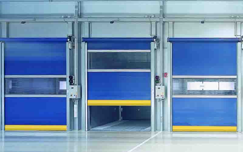 5 Advantages of Automatic High-Speed Doors