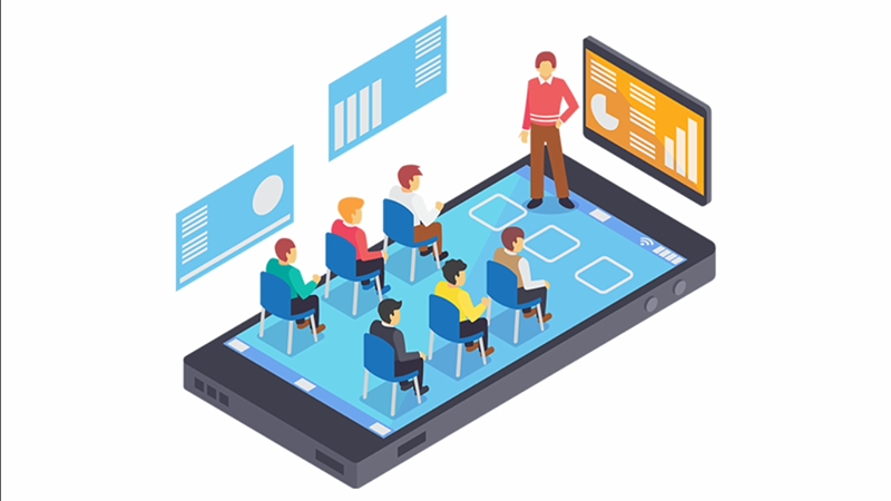 Advanced Features in E-learning Apps Remodeling the Learning Process