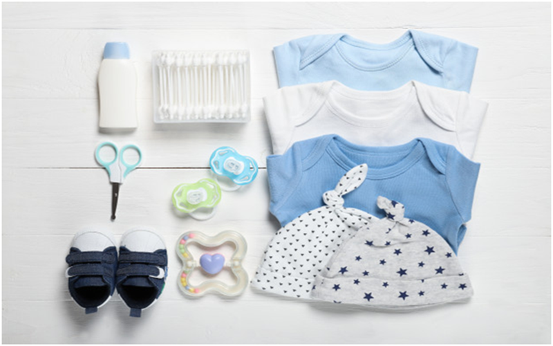 Some Baby Clothing and Accessories Can Make a Mother's Life Easy
