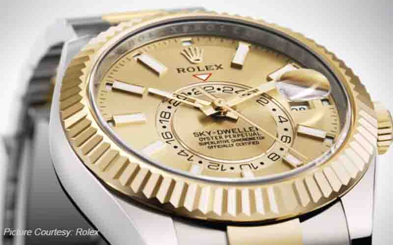 Flashy Items, Including Rolex &; Bitcoin Seized From Criminals, Are On Sale