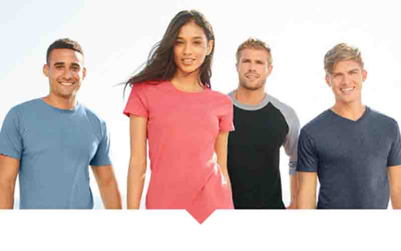 3 Best T-Shirt Types You Can Use for Business Marketing