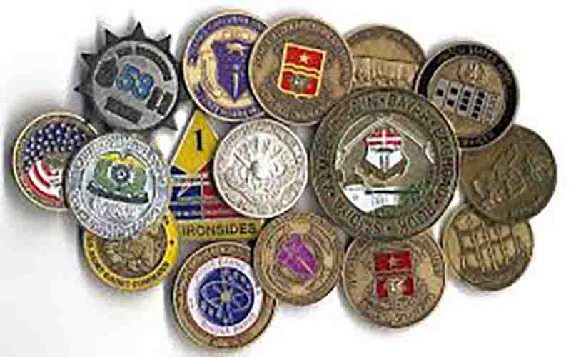 5 Excellent Ways to Use Challenge Coins