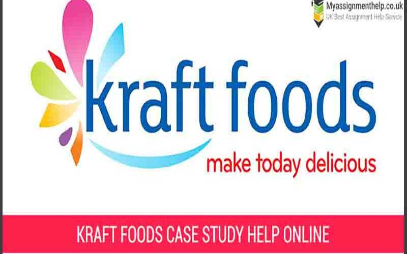 Tips to Write Kraft Foods Case study