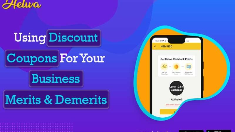 Using Discount Coupons For Your Business – Merits and Demerits