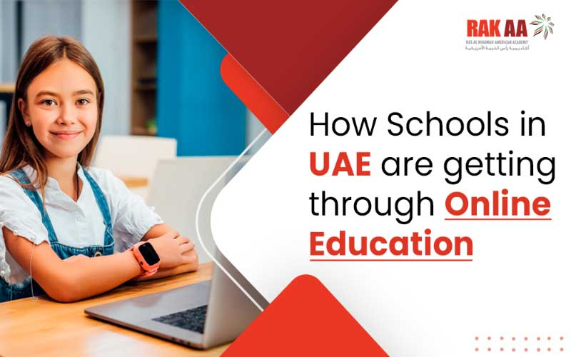 How Schools in UAE are getting through Online Education