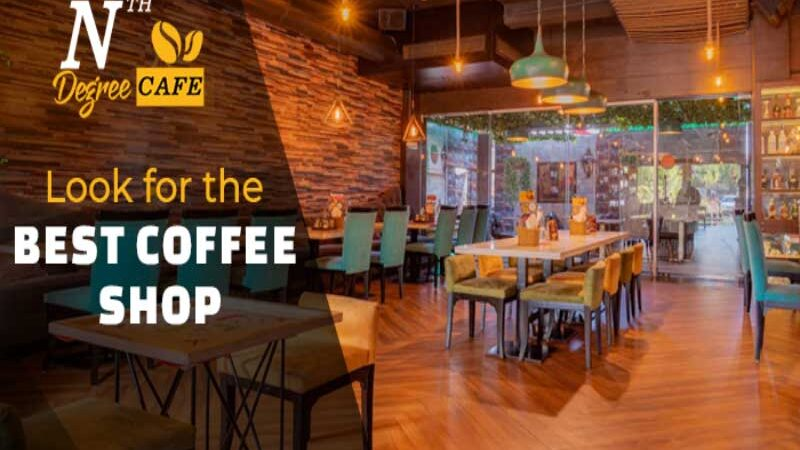 What are the 5 topmost tips to find the best location for a coffee shop?