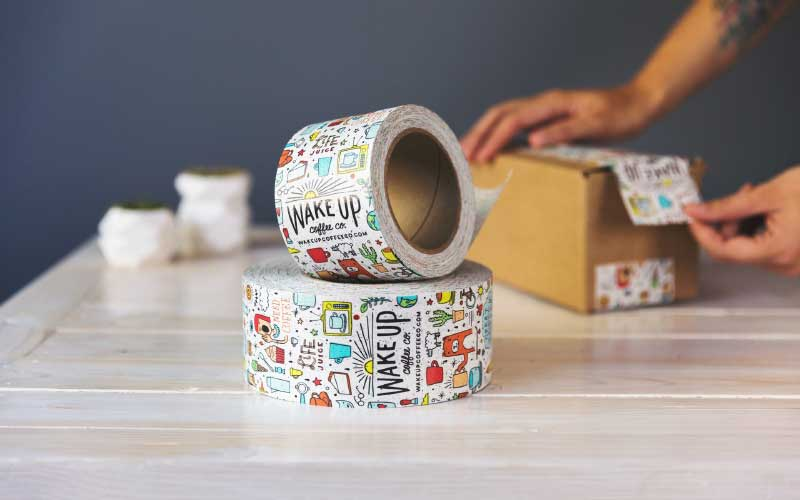 Types of Packing Tapes to Use While Moving